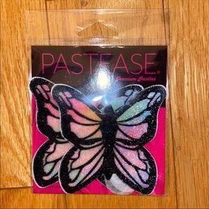 Glitter Butterfly PasTease
